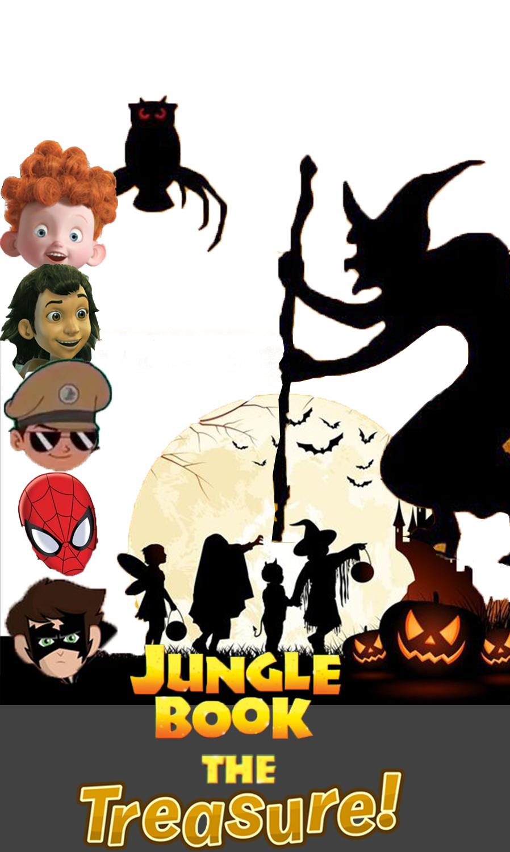 Jungle book tresure