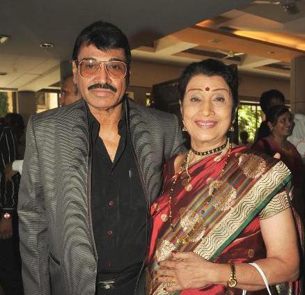Prakash and Uma Bhende
