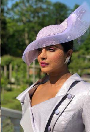 priyanka chopra london