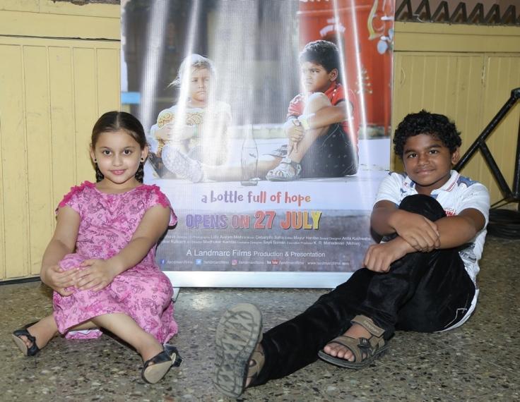 Maithili Patwardhan and Sahil Joshi